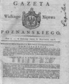Gazeta Wielkiego Xięstwa Poznańskiego 1816.01.06 Nr2