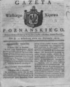 Gazeta Wielkiego Xięstwa Poznańskiego 1821.01.27 Nr8