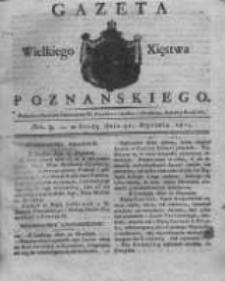 Gazeta Wielkiego Xięstwa Poznańskiego 1821.01.31 Nr9