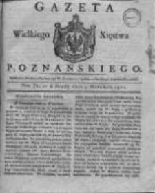 Gazeta Wielkiego Xięstwa Poznańskiego 1821.09.05 Nr71