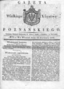 Gazeta Wielkiego Xięstwa Poznańskiego 1836.01.12 Nr9