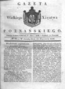 Gazeta Wielkiego Xięstwa Poznańskiego 1836.01.13 Nr10