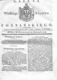 Gazeta Wielkiego Xięstwa Poznańskiego 1836.01.22 Nr18