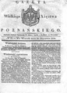 Gazeta Wielkiego Xięstwa Poznańskiego 1836.01.26 Nr21