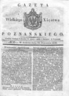 Gazeta Wielkiego Xięstwa Poznańskiego 1836.01.30 Nr25