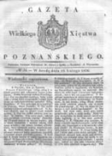 Gazeta Wielkiego Xięstwa Poznańskiego 1836.02.10 Nr34