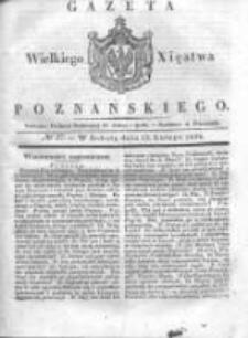 Gazeta Wielkiego Xięstwa Poznańskiego 1836.02.13 Nr37