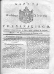 Gazeta Wielkiego Xięstwa Poznańskiego 1836.03.04 Nr54