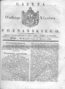 Gazeta Wielkiego Xięstwa Poznańskiego 1836.03.11 Nr60