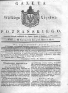 Gazeta Wielkiego Xięstwa Poznańskiego 1836.03.17 Nr65
