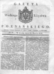 Gazeta Wielkiego Xięstwa Poznańskiego 1836.03.23 Nr70