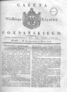 Gazeta Wielkiego Xięstwa Poznańskiego 1836.05.04 Nr103
