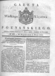 Gazeta Wielkiego Xięstwa Poznańskiego 1836.05.06 Nr105