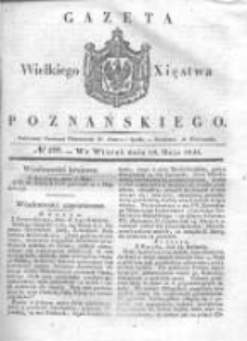 Gazeta Wielkiego Xięstwa Poznańskiego 1836.05.10 Nr108