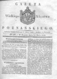 Gazeta Wielkiego Xięstwa Poznańskiego 1836.05.13 Nr110