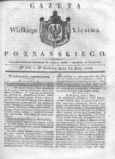 Gazeta Wielkiego Xięstwa Poznańskiego 1836.05.14 Nr111