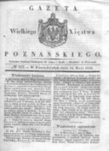 Gazeta Wielkiego Xięstwa Poznańskiego 1836.05.16 Nr112