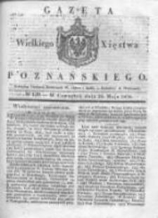 Gazeta Wielkiego Xięstwa Poznańskiego 1836.05.26 Nr120