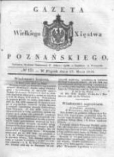 Gazeta Wielkiego Xięstwa Poznańskiego 1836.05.27 Nr121