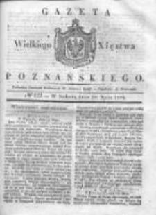 Gazeta Wielkiego Xięstwa Poznańskiego 1836.05.28 Nr122