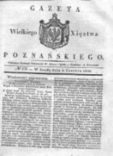 Gazeta Wielkiego Xięstwa Poznańskiego 1836.06.08 Nr131