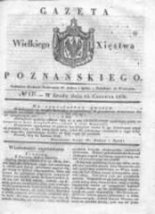 Gazeta Wielkiego Xięstwa Poznańskiego 1836.06.15 Nr137
