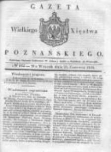 Gazeta Wielkiego Xięstwa Poznańskiego 1836.06.21 Nr142