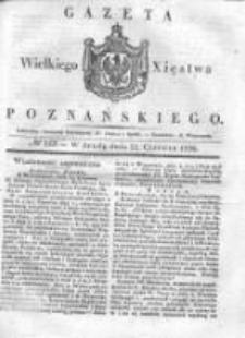Gazeta Wielkiego Xięstwa Poznańskiego 1836.06.22 Nr143