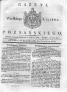 Gazeta Wielkiego Xięstwa Poznańskiego 1836.06.24 Nr145