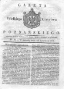 Gazeta Wielkiego Xięstwa Poznańskiego 1836.06.25 Nr146
