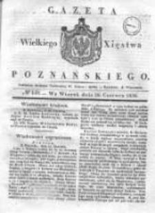 Gazeta Wielkiego Xięstwa Poznańskiego 1836.06.28 Nr148