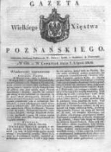 Gazeta Wielkiego Xięstwa Poznańskiego 1836.07.07 Nr156