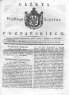 Gazeta Wielkiego Xięstwa Poznańskiego 1836.07.11 Nr159