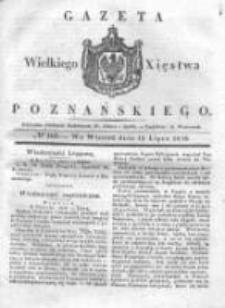 Gazeta Wielkiego Xięstwa Poznańskiego 1836.07.12 Nr160