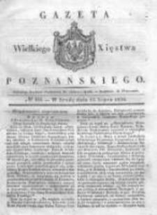 Gazeta Wielkiego Xięstwa Poznańskiego 1836.07.13 Nr161