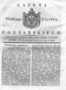 Gazeta Wielkiego Xięstwa Poznańskiego 1836.07.14 Nr162