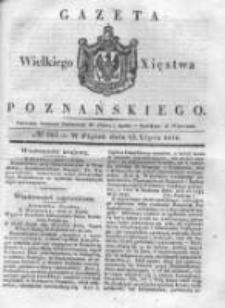 Gazeta Wielkiego Xięstwa Poznańskiego 1836.07.15 Nr163