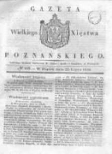 Gazeta Wielkiego Xięstwa Poznańskiego 1836.07.22 Nr169