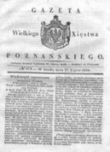 Gazeta Wielkiego Xięstwa Poznańskiego 1836.07.27 Nr173