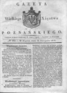 Gazeta Wielkiego Xięstwa Poznańskiego 1836.08.19 Nr193