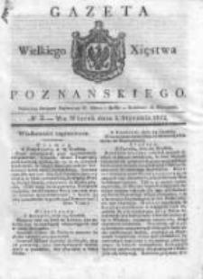 Gazeta Wielkiego Xięstwa Poznańskiego 1832.01.03 Nr2