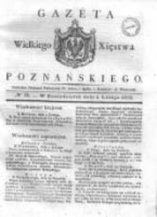 Gazeta Wielkiego Xięstwa Poznańskiego 1832.02.06 Nr31