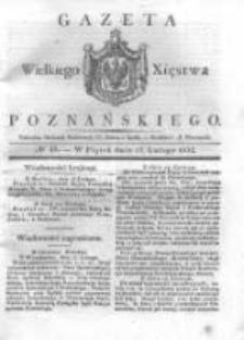 Gazeta Wielkiego Xięstwa Poznańskiego 1832.02.17 Nr41
