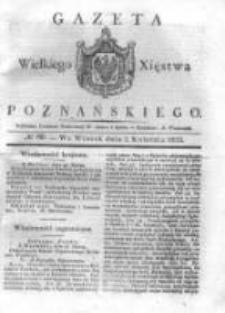 Gazeta Wielkiego Xięstwa Poznańskiego 1832.04.03 Nr80