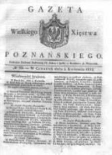 Gazeta Wielkiego Xięstwa Poznańskiego 1832.04.05 Nr82