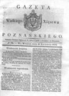 Gazeta Wielkiego Xięstwa Poznańskiego 1832.04.10 Nr86
