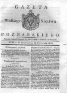 Gazeta Wielkiego Xięstwa Poznańskiego 1832.04.25 Nr96