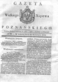 Gazeta Wielkiego Xięstwa Poznańskiego 1832.04.28 Nr99