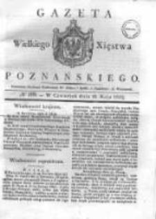 Gazeta Wielkiego Xięstwa Poznańskiego 1832.05.10 Nr109