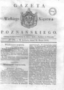 Gazeta Wielkiego Xięstwa Poznańskiego 1832.05.19 Nr116